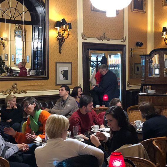 Budapest-Coffee-Houses